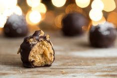 Peanut Better Balls — Oh She Glows. 5 stars.  My non-vegan husband LOVES these.  But then again, chocolate and peanut butter.  'Nuff said.