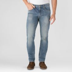 Denizen from Levi's Men's Slim Straight Fit Jeans 232 Old West 3