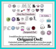 Support your business with Origami Owl LOVE it! WANT it!!! WANT IT FOR FREE?? Ask me how! owl.cheryl@outlook.com Need Extra Money? Love Origami Owl ? JOIN MY TEAM!  https://cherylfike.origamiowl.com/wait/index.cfm  Designer#30824  Like me on FACEBOOK www.facebook.com/OrigamiOwlByCheryl  SHOP ONLINE @ http://cherylfike.origamiowl.com/