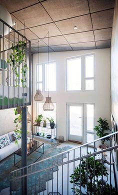 Downtown Loft apartment in Vantaa Housing Fair. Downtown-loft-asunto Vantaan Asuntomessuilla.
