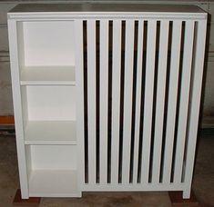 fabriquer un cache radiateur - radiateur design pas cher