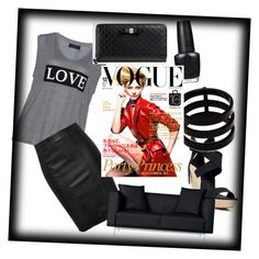"""Untitled #3"" by latishaeva on Polyvore featuring interior, interiors, interior design, home, home decor, interior decorating, Carmakoma, UGG Australia, Gucci and OPI"