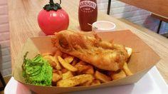 The sunken Chip, le fish & chips à Paris
