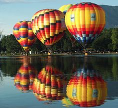 Colorado Springs Balloon Festival