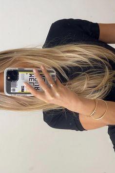 Hair Day, New Hair, Hair Inspo, Hair Inspiration, Blonde Hair Looks, Summer Blonde Hair, Blonde Layered Hair, Straight Layered Hair, Haircuts Straight Hair