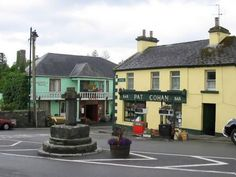 It's the Pub from The Quiet Man in the city of Cong! put it on the list!