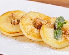 Rondelles de pommes rôties aux noix en collation détox : http://www.fourchette-et-bikini.fr/recettes/recettes-minceur/rondelles-de-pommes-roties-aux-noix-en-collation-detox.html