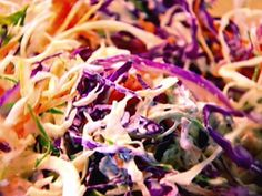 Get Vegetable Coleslaw Recipe from Food Network
