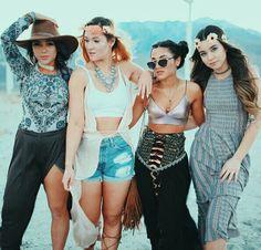 Coachella with friends