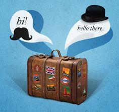 Aprender inglés te abre puertas para conocer otras culturas, viajar a otros países y así, adquirir nuevos conocimientos.