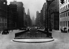 Walk in New York: New York Vintage 1929 - Park Ave -67th St ...