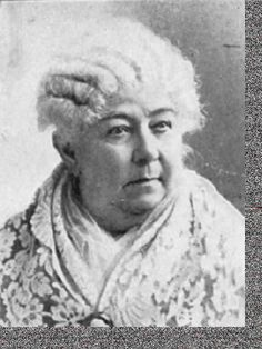 Elizabeth Cady Stanton. Together with Lucretia Mott, Stanton led the first women's rights convention, held in Senecca Falls, New York, in 1848.