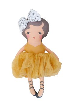 the vera ballerina doll