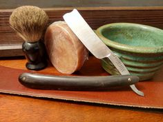 Silversteel Straight Razor Shaving Kit