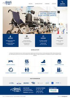#webdesign #agency #bordeaux #site #internet #OMS #medical #agence #web