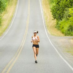 Hill intervals will build up supporting muscles and tendons.