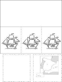 Explorers lapbook pages