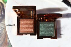 Chantecaille Luminescent Eye Shade Tiger Leopard Review Swatch