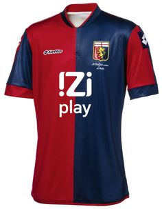Genoa home kit 13/14