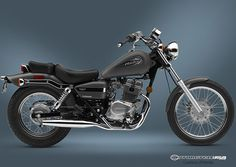 2012 Honda Rebel 250 - Motorcycle USA