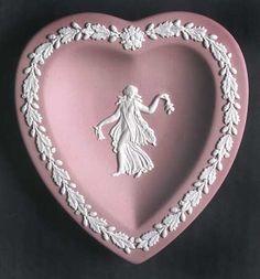 Wedgwood Heart dish