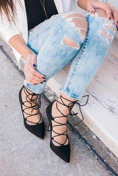 Lace-ups