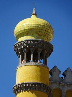 DIVAGAR SOBRE TUDO UM POUCO: Palácio Nacional da Pena (Sintra) I - Passeio pelo…
