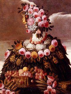 Giuseppe Arcimboldo - The Seasons Pic 2