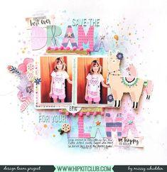 Drama Llama / Hip Kit Club