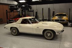 Victory Garage Spotlight: 1966 Chevrolet Corvette 427 #Chevy #Vette #Cars