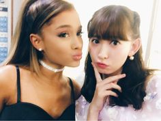 Ariana Grande Makeup, Ariana Grande Album, Ariana Grande Pictures, Beautiful People, Most Beautiful, Adriana Grande, Haruna Kojima, Dangerous Woman, Backstage