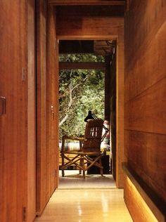 Bates Masi - treehouse - like the sightline to green