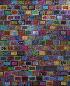 BRIX using Marcia Derse fabrics