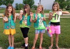 GSNI Troop 414 recently received the Girl Scout Bronze Award by completing a Take Action Project about pet adoption.