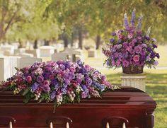 Funeral flower package C