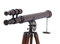 Floor Standing Oil-Rubbed Bronze Griffith Astro Telescope