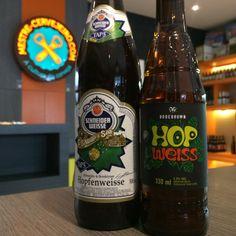 Cervejas do estilo Hop Weiss #cerveja #beer