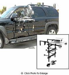 Matthews Hostess Tray Side-Door Camera Car Mount 415167