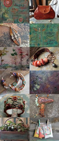 WORLD TREASURES by Lunamen on Etsy--Pinned+with+TreasuryPin.com