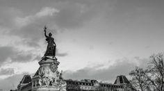 République, création créée par vincentlechevallier, configurable sur–mesure à partir de 26,80€ (www.artseven.fr)