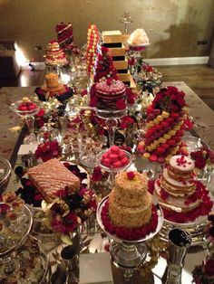 Dessert Station by Alison Price & Company