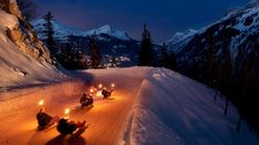 Glacial winter wonderland - Switzerland Tourism I think I found my new bucket list item! Wow!