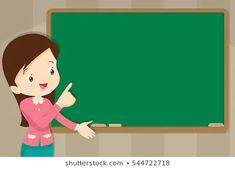 Background For Powerpoint Presentation, Wallpaper Powerpoint, Powerpoint Background Templates, Powerpoint Design Templates, Classroom Background, Kids Background, Cartoon Background, Vector Background, School Border