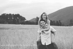 country engagement shoot