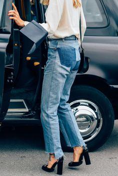 そのデニム、まだ使えるかも!去年のデニムは自分でカットオフしておしゃれデニムにリボーンCiel[シエル] | ファッションメディア