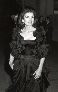 """Jacqueline Lee """"Jackie"""" Kennedy Onassis, (née Bouvier; July 28, 1929 – May 19, 1994), was the wife of the 35th President of the United States, John F. Kennedy, and First Lady of the United States during his presidency from 1961 until his assassination in 1963.picture Dated -1979  http://en.wikipedia.org/wiki/Jacqueline_Kennedy_Onassis"""
