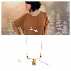 Reflets Dansants #8 Necklace