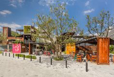 CONTENEDORES. Food PLace on Behance