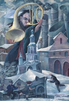 Viatcheslav Kalinin (aka Slava; b1939, Moscow, Russia)
