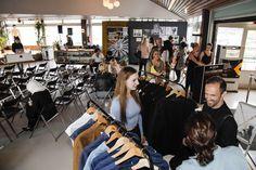 Zalando presents 10 Days Downtown, Fashionclash @Tolhuistuin #zalandodowntown #MBFWA